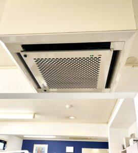 医療施設用空気清浄装置エアロシステム35M